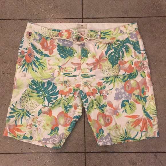 0253a12e278 Scotch & Soda Tropical Swim Trunksn